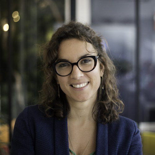 Aline Perrin Manager chez Twelve Consulting